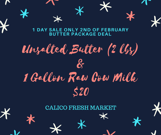 Calico fresh market