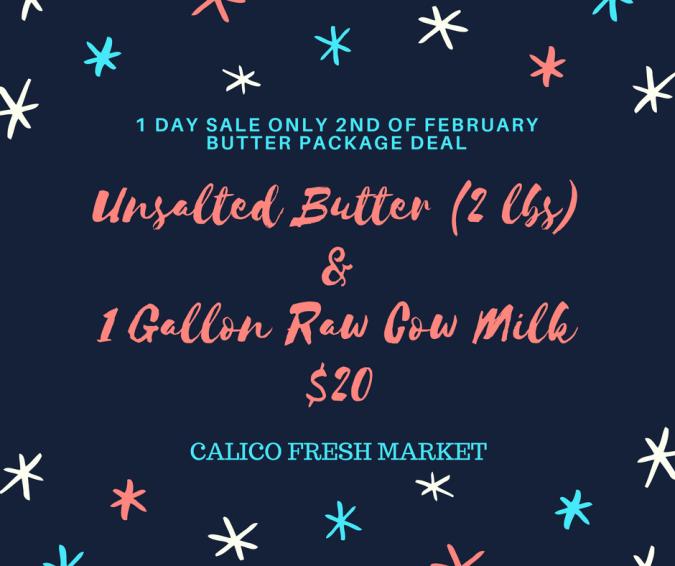 Calico fresh market
